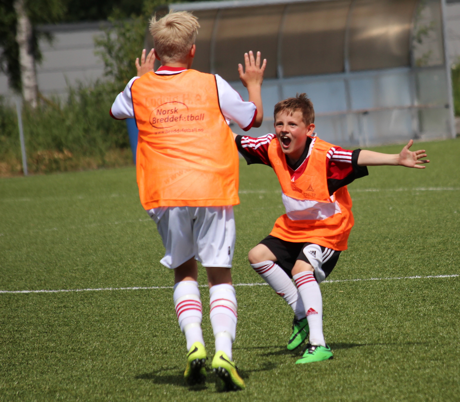 Theo the superplayer.Foto Bjørn Heidenstrøm