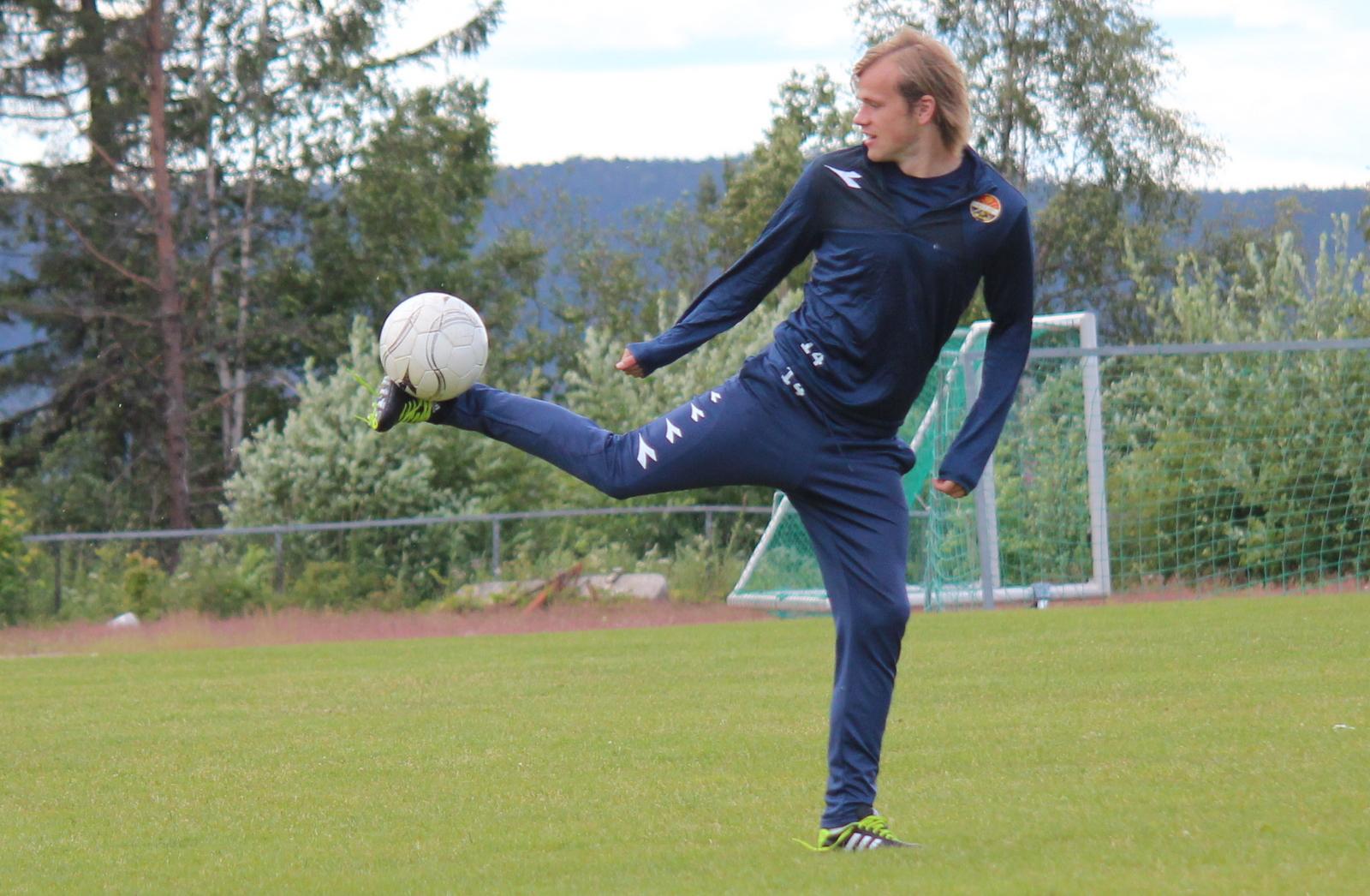 Iver Fosssum Foto Bjørn Heidenstrøm