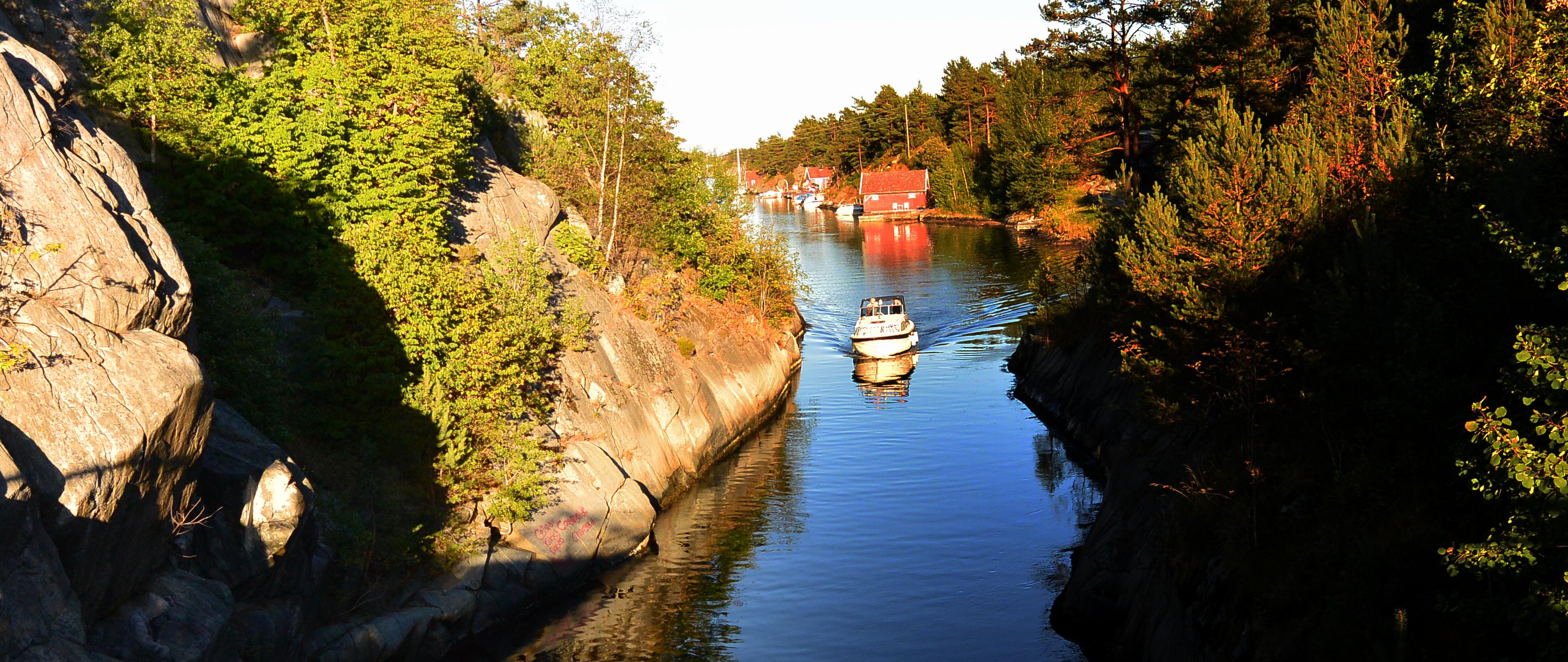Lillesand. Norway.